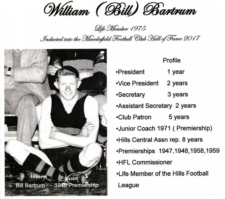 William Bartrum